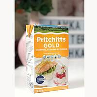 Вершки тваринно-рослинні (несолодкі) 34% Pritchitts Gold , 1 л.