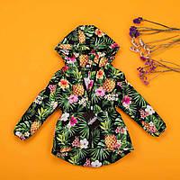 Куртка парка детская демисезонная