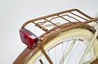 Велосипед VANESSA Vintage 26 Cream Польша, фото 3