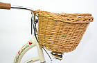 Велосипед VANESSA Vintage 26 Cream Польша, фото 6
