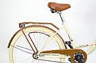 Велосипед VANESSA Vintage 26 Cream Польша, фото 9