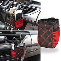 Держатель (сумка) для телефона смартфона в автомобиль