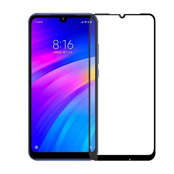 Защитное стекло 3D for Xiaomi Redmi 7 Black (no package) (00000008165)