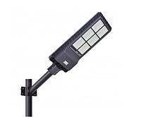 Уличный светильник FOYU LED на солнечной батарее 180W metal Черный (FO-99180)