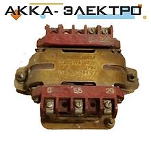 Понижуючий трансформатор ОСМ-0,05 У3 220/0/5,5/29 (50Вт)