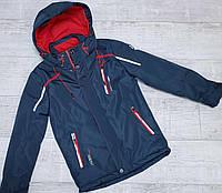 МАЛЬЧИК Куртка код 8212С  размеры от 40 до 48 возраст от 6 лет и старше, фото 1