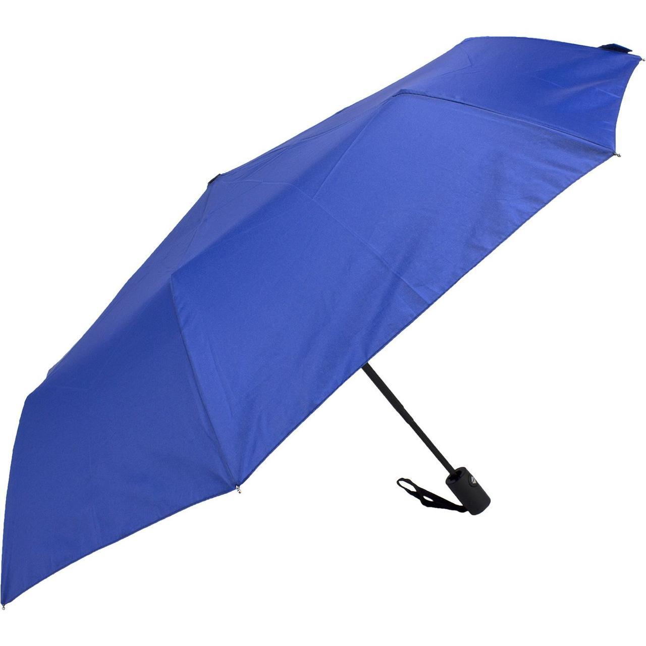 """Парасолька жіноча Storm Economix Promo"""" синя  E98403-02"""