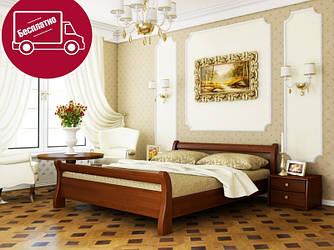 Кровать Диана массив 140х200 Эстелла