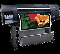 Печать на плоттере (до А1 формата)
