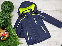 МАЛЬЧИК Куртка код 8212WK  размеры на рост от 134 до 158 возраст от 6  лет и старше, фото 1