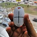 Брелок для управління охоронною системою Ajax SpaceControl white, фото 2