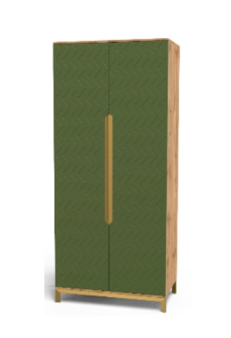 Шафа Art-In-Head АШ-11 SWAN балі зелений
