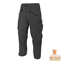 Брюки дождевик Helikon-Tex® ECWCS Trousers Gen II - H2O Proof - Black, фото 1