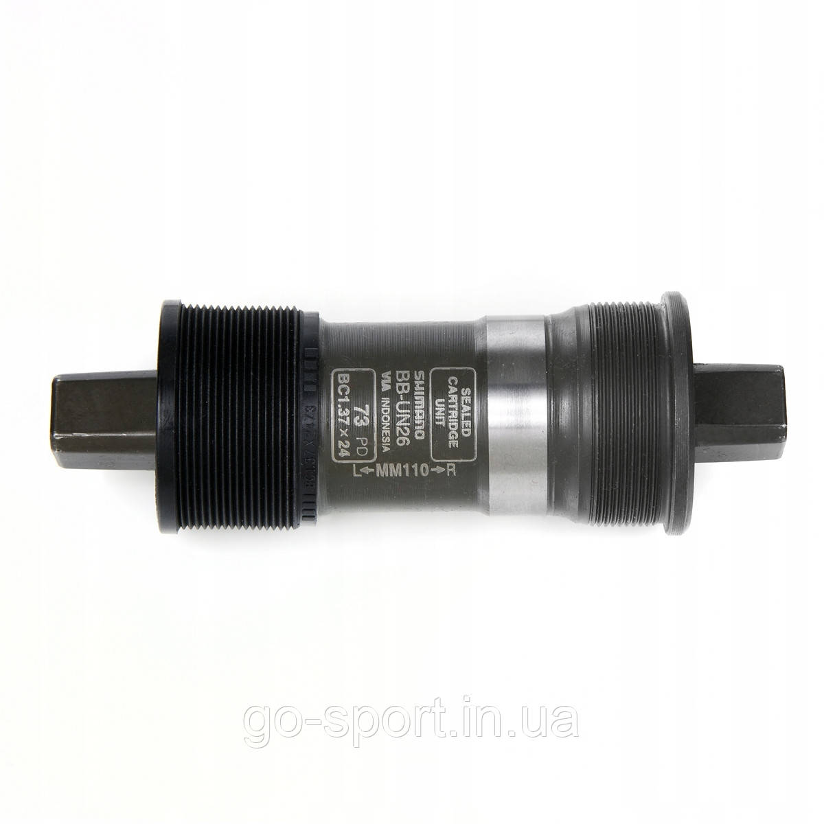 Каретка Shimano BB-UN26 BSA 73x110 мм