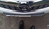 Подиум под передний номерной знак от Chevrolet Cruze подходит наOpel Astra
