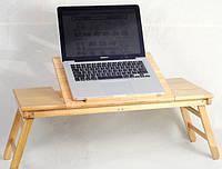 Деревянный столик для ноутбука , фото 1
