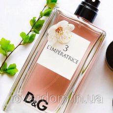 Женская парфюмы Dolce & Gabbana Anthology L'Imperatrice 3 EDT