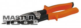 MasterTool  Ножницы по металлу 250 мм ПРЯМЫЕ (прямой рез), CrMo, Арт.: 01-0427