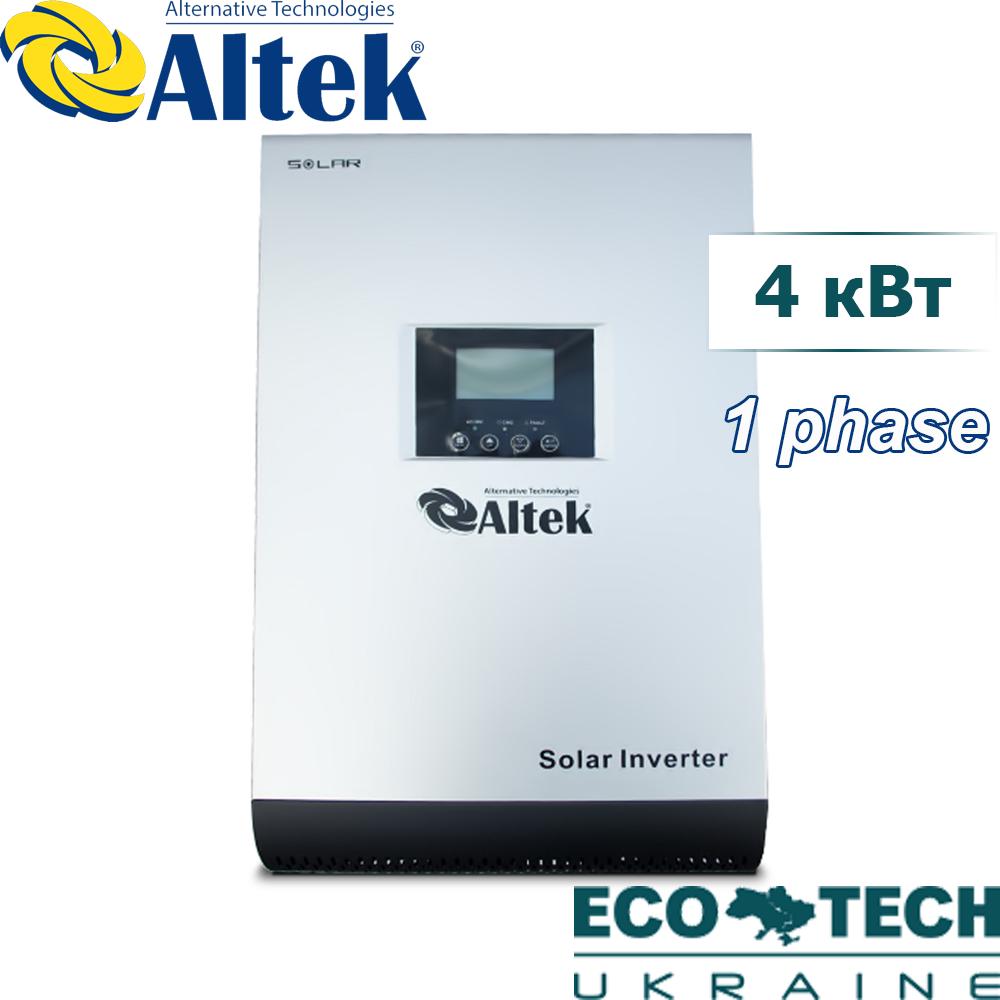 Солнечный автономный инвертор ALTEK PV18-5048 PK 4000W-48VDC (PWM 50A)