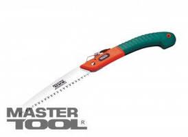MasterTool  Ножовка садовая складная 180 мм, 7TPI, каленый зуб, 3-D заточка, Арт.: 14-6017