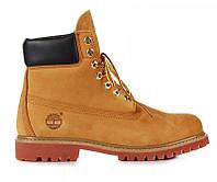 Мужские ботинки Timberland Classic 6 Inch Yellow Lite Edition M размер 45 (114692-45)