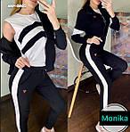 """Жіночий спортивний костюм """"Праліне"""" від СтильноМодно, фото 4"""