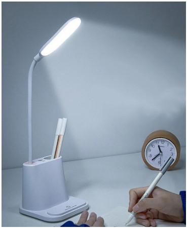 Лампа настольная c аккумулятором