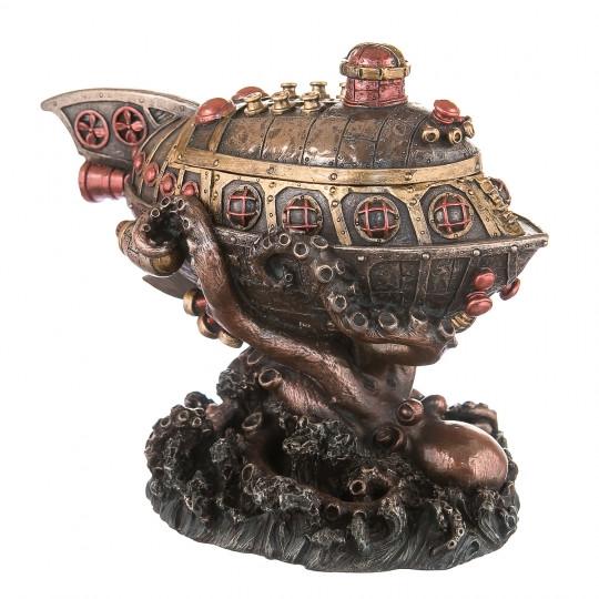 """Статуэтка """"Подводная лодка"""" 16 см (76857A4)"""