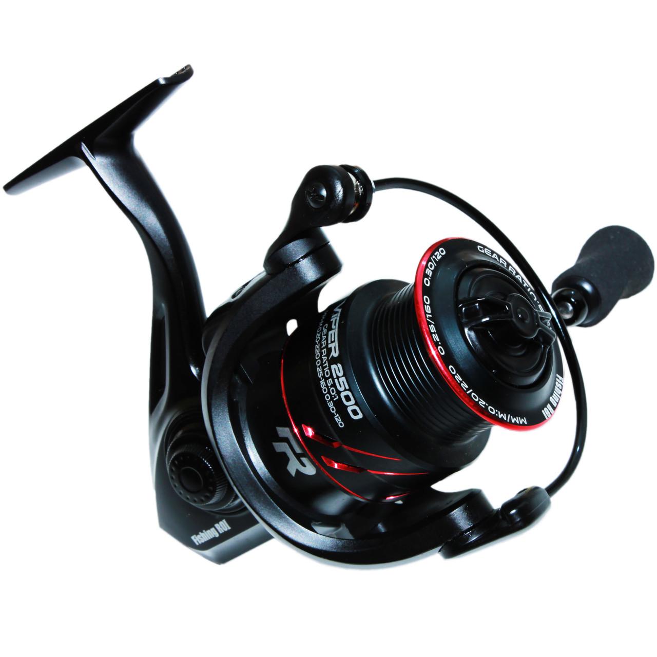 Катушка Fishing ROI Viper 3000 FD(5+1)