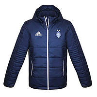 "Мужская зимняя куртка adidas TIRO 17 ""Динамо"" (Киев)"