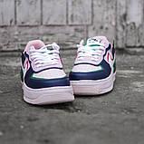 Женские кроссовки в стиле Nike Air Force Shadow White, Найк Аир Форс (Реплика ААА), фото 6