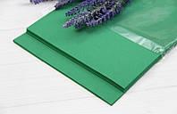 Фоамиран обычный   20*30 см  ,    зеленый                   10 листов