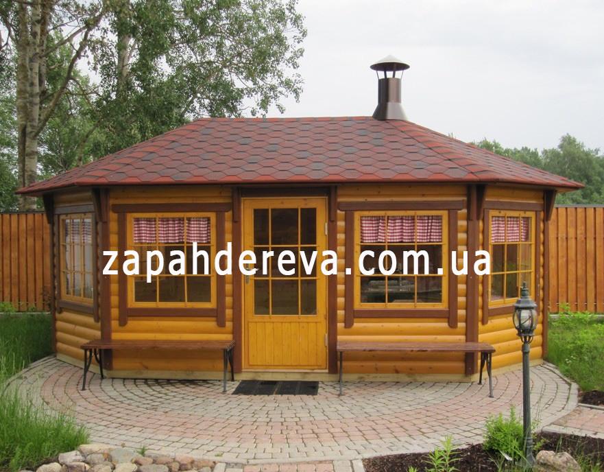 Блок-хаус Павлоград ( блокхаус, блок хауз )