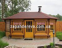 Блок-хаус Павлоград ( блокхаус, блок хауз ), фото 1