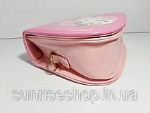 Сумочка для дівчинки Unikorn лакова, фото 2