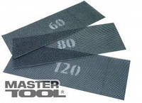 MasterTool  Сетка абразивная зерно  60 107*280 мм, 10 шт, Арт.: 08-0406
