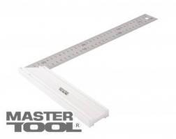 MasterTool  Угольник строительный 350 мм AL-НЕРЖ, Арт.: 30-1350