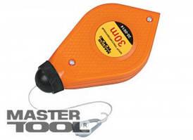 MasterTool  Шнур трассировочный 30 м, Арт.: 30-0614