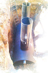 Септик для дома. Барс-Био 6 куб.м. 1