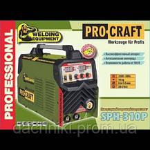 Инверторный сварочный полуавтомат Procraft SPH-310P, фото 3