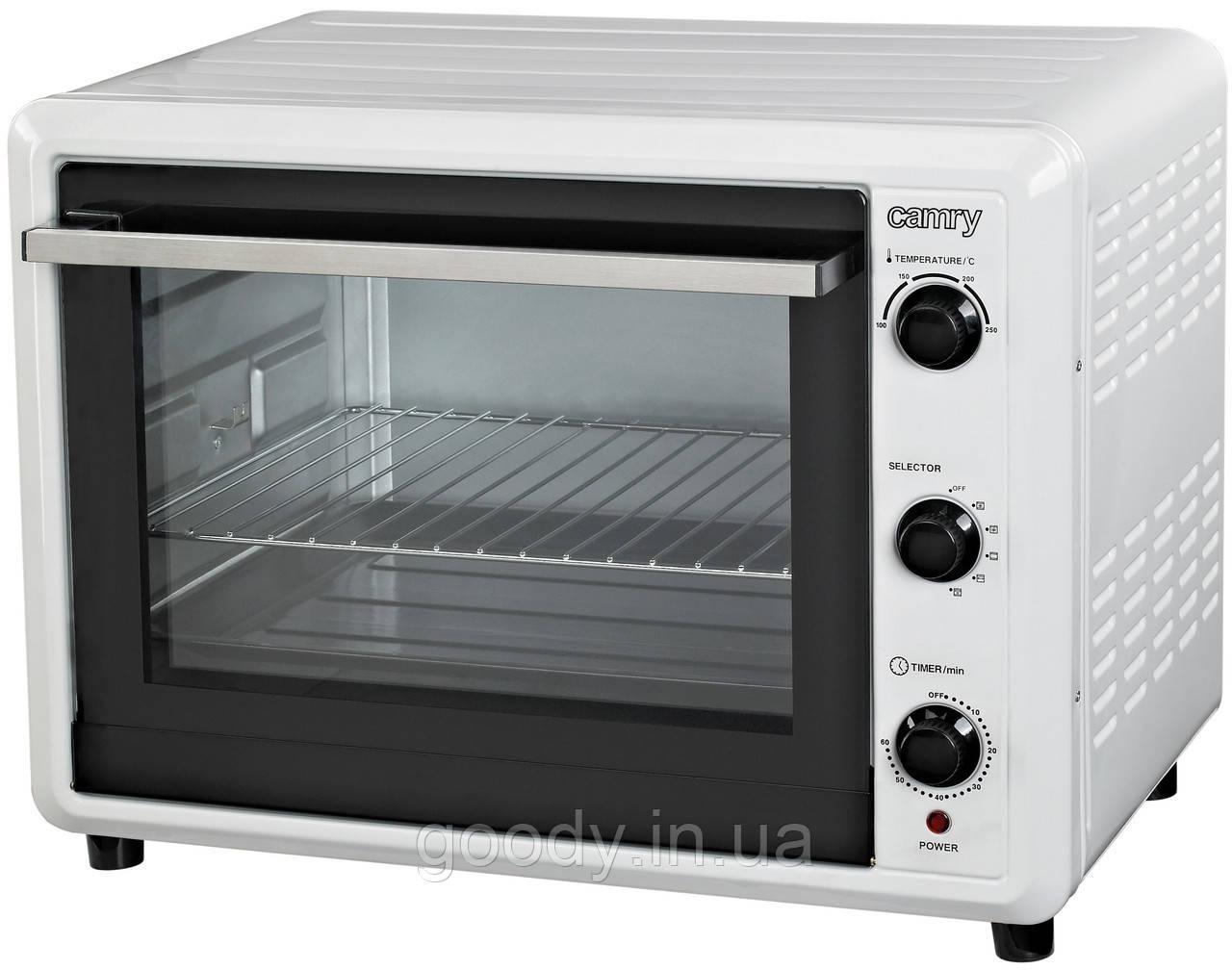 Духовий шкаф електричний Camry CR 6008 2000 Вт 63 л