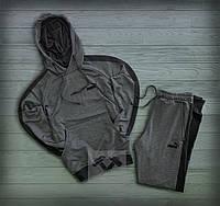 ХИТ 2020! Спортивный костюм Puma темно-серый