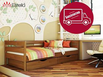 Кровать Нота массив 90х200