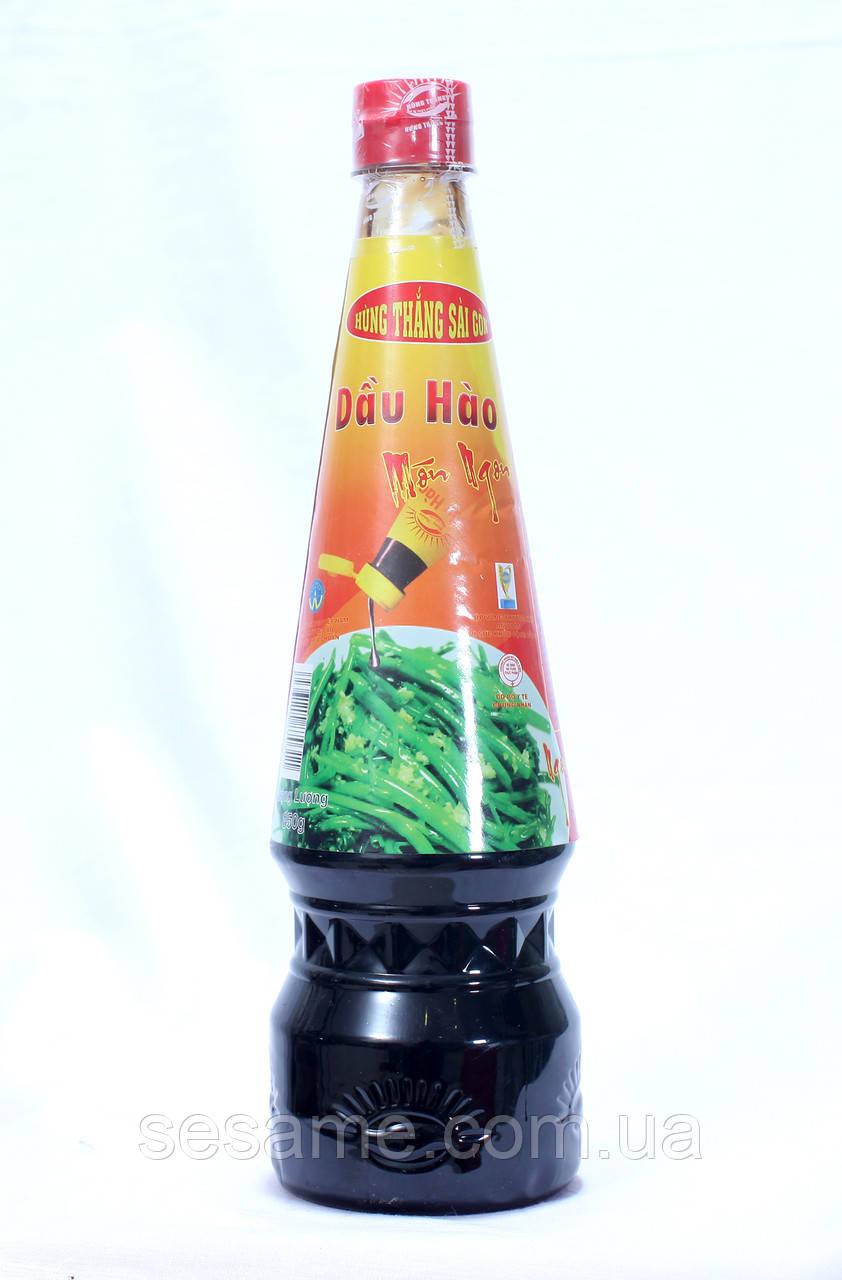 Устричный соус Dau Hao Oyster 350г (Вьетнам)