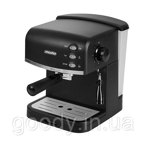 Кавоварка еспрессо Mesko MS 4409 15 Bar (чорний)