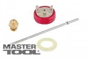 MasterTool  Комплект форсунок Ø 1,2 мм к 81-8717, 81-8718, 81-8719, 81-8738, Арт.: 81-8622