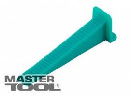 MasterTool  Клин MINI система выравнивания плитки 100 шт, Арт.: 81-0500