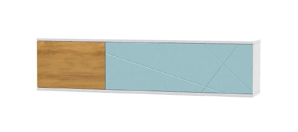 Шафа настінна Art-In-Head АШ-14 Picassa блакитна лагуна