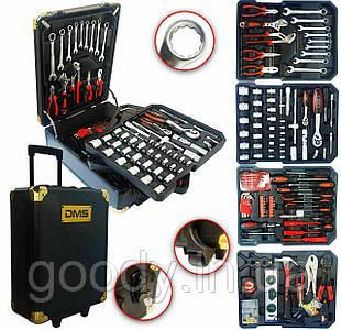 Професійнийнабір інструментів DMS® 420 (749 предметів) з валізою