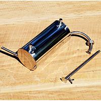 Дистиллятор-змеевик из нержавеющей стали, самогоноварение, водогонные трубки, ножка-подставка
